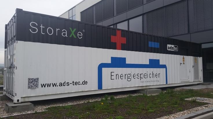 StoraXe-Energiespeicher