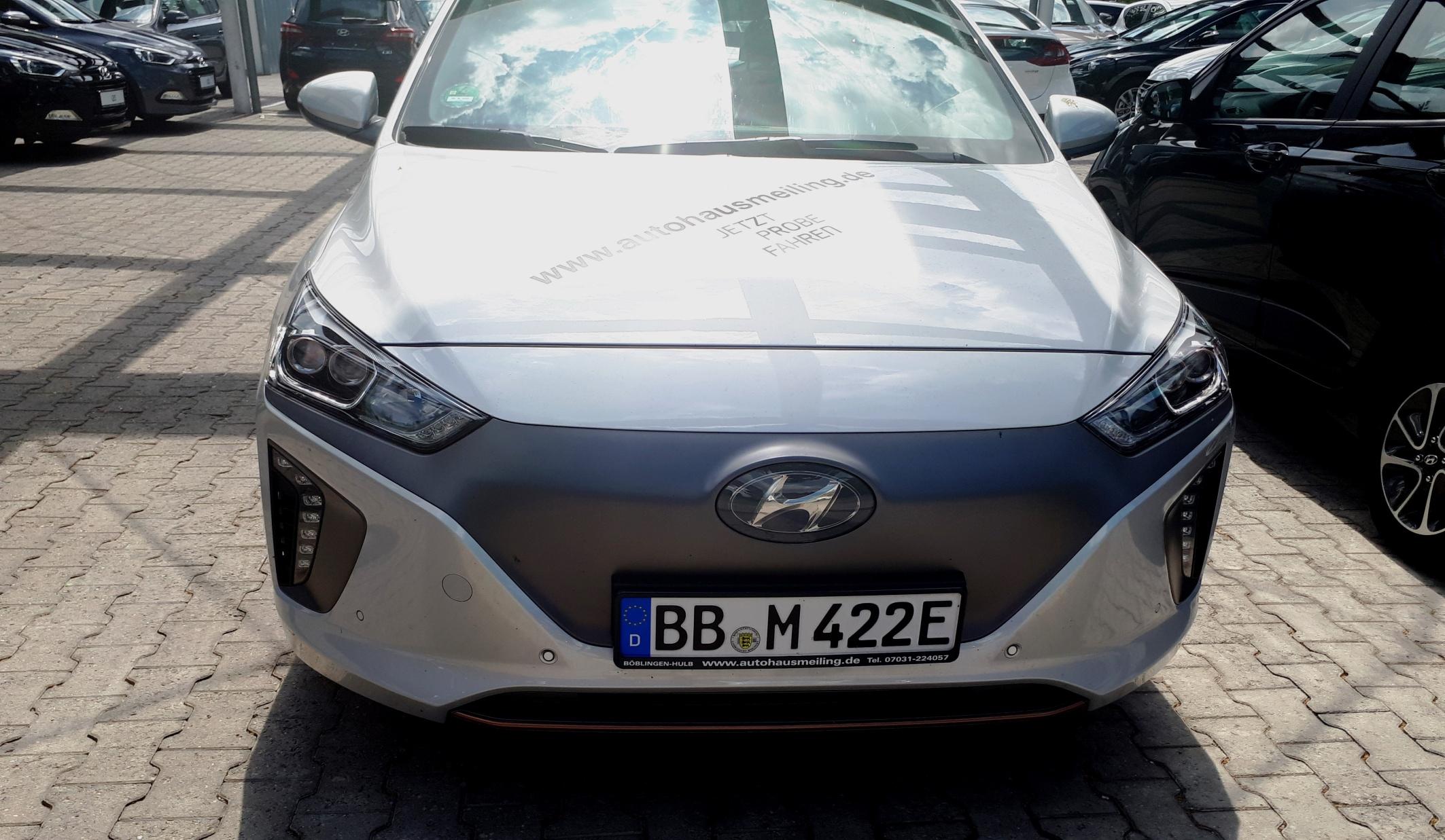 Hyundai Ioniq Elektro - Frontansicht