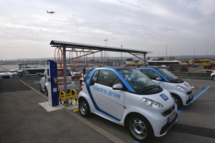 car2go-Parkplatz