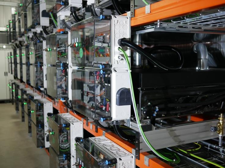Weltweit größter 2nd-Use-Batteriespeicher geht ans Netz