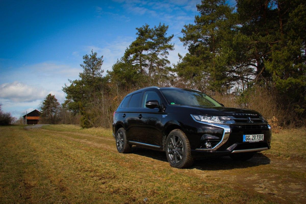 14 Tage mit dem Mitsubishi Plug-in Hybrid Outlander - Teil 1: Die Technik