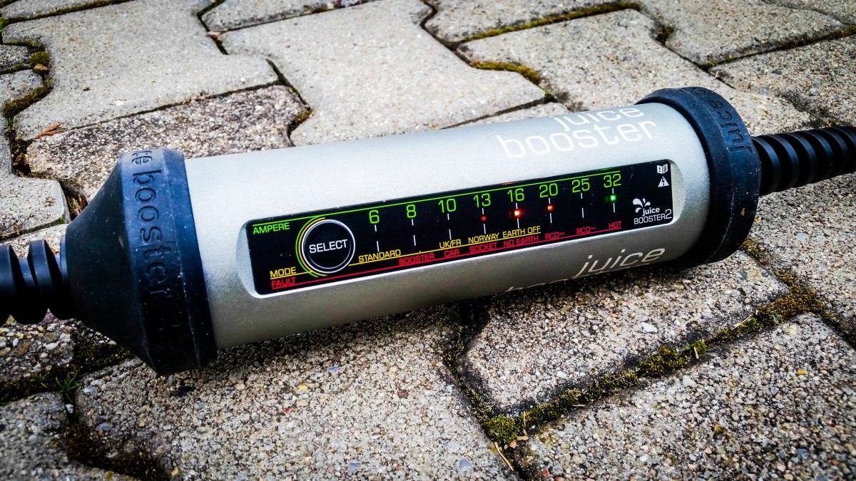 Juice Booster 2 vs. NRGkick vs. go-eCharger: Der große Vergleichstest mobiler Ladegeräte - Teil 1