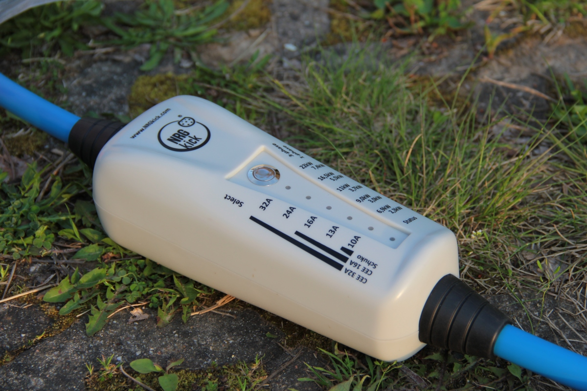 Juice Booster 2 vs. NRGkick vs. go-eCharger: Der große Vergleichstest mobiler Ladegeräte - Teil 3