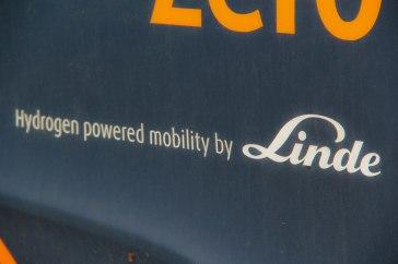 BeeZero gehört zum Gashersteller Linde.