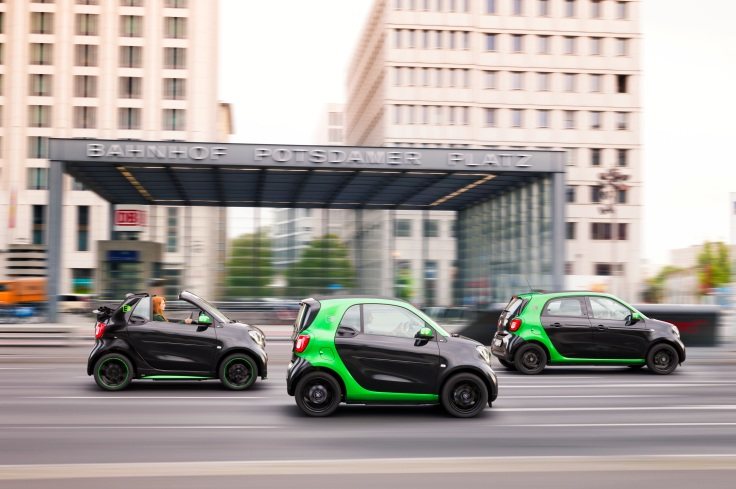 World premiere for the fourth generation smart electric driveWorld premiere for the fourth generation smart electric drive