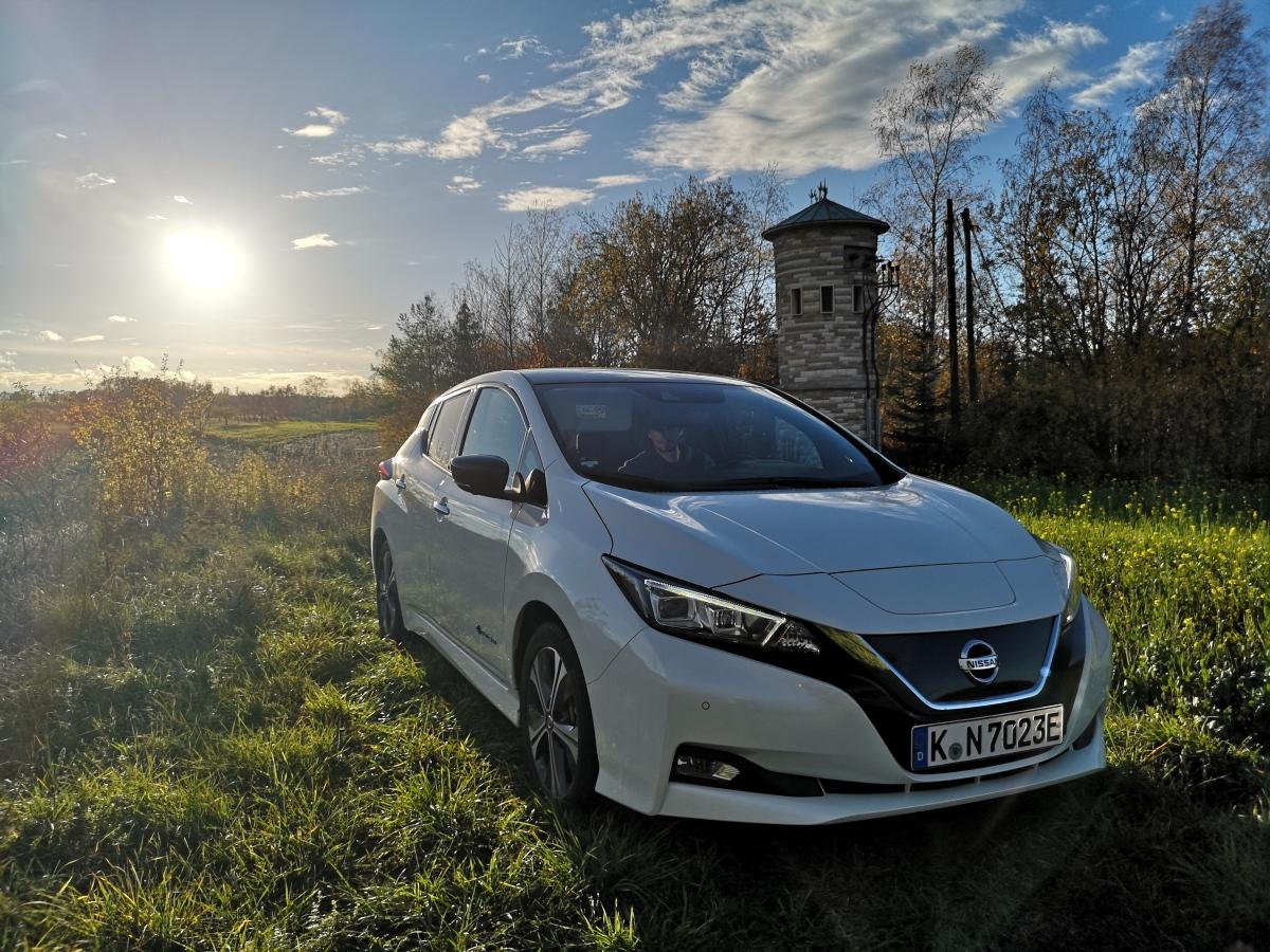 14 Tage mit dem neuen Nissan Leaf - Teil 1
