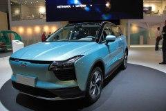 Der Mutterkonzern Aiways (hier der Elektro-SUV U5 Ion) könnte eines Tages die Brennstoffzellentechnologie von Gumpert übernehmen.