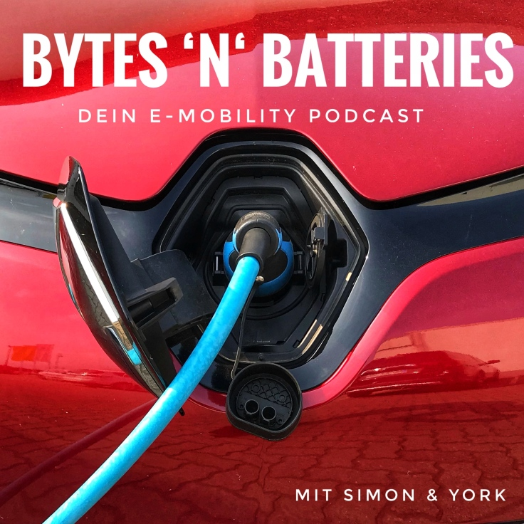 Logo Bytes 'n' Batteries Podcast